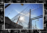 Barb Wire Fence Image