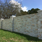 Image of stone wall