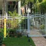 Engineering Express Welded Aluminum Fence Plans