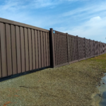 Image of seclusions sliding gate