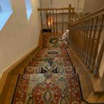 Tuscan Staircase Disaster